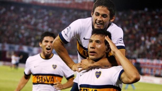 Boca demolió a Cerro Porteño y va por River o Estudiante