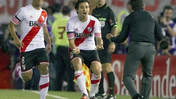 Dramática definición, River derrotó a Boca y es finalista de la Copa Sudamericana