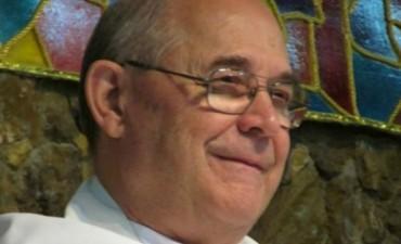 En Concordia falleció el padre Andrés Servin