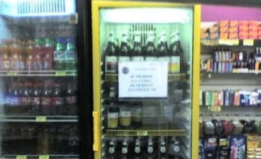 Se promulgó la Ordenanza que regula la venta de bebidas alcohólicas en Kioskos y Maxi Kioscos