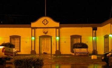 Salutación del Intendente Torres a los trabajadores municipales