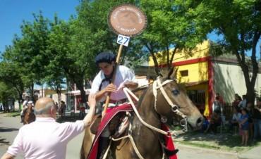 Federal concentró el desfile más grande de personas a caballo