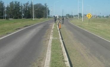 Lo que no hace vialidad lo hace el municipio de Federal
