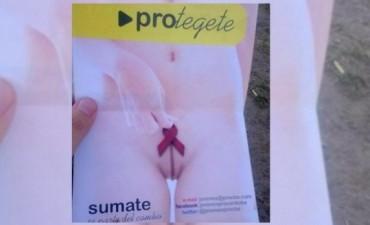 Polémica campaña del PRO para prevenir el sida