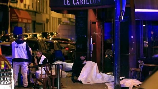 ATENTADO EN PARIS:  al menos 100 muertos en varios ataques simultáneos