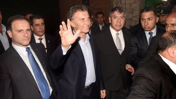 Macri se reunió con Cristina Kirchner en la residencia de Olivos