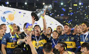 Boca se consagró compeón de la Copa Argentina