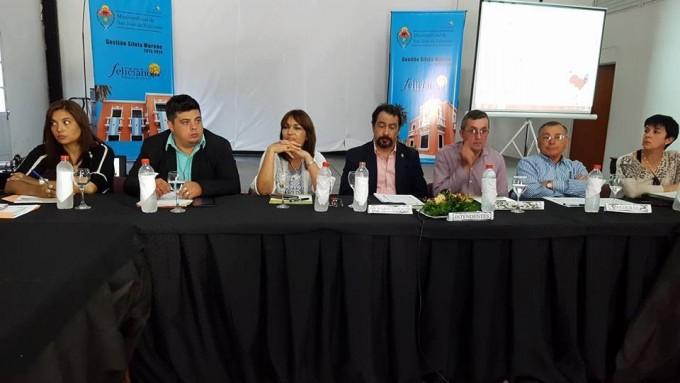 Federal participo del 2 Encuentro del Polo  Educativo Preventivo del Norte  Entrerriano en Feliciano