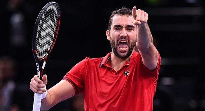 ¿Quién lo frena? Cilic bajó a Djokovic y el N°1 está en juego