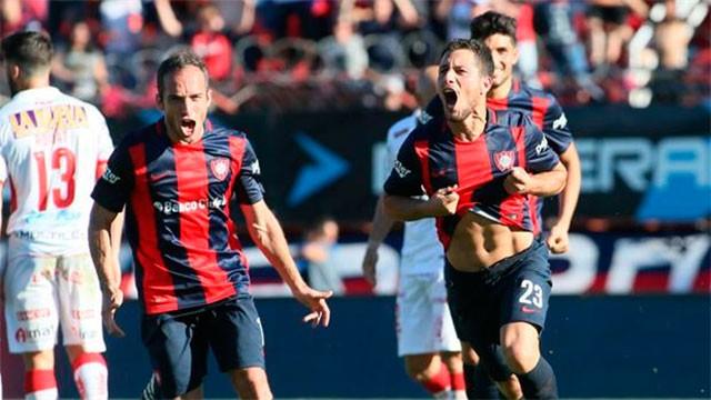 San Lorenzo le ganó 2-0 el clásico a Huracán, que se fue furioso con el arbitraje