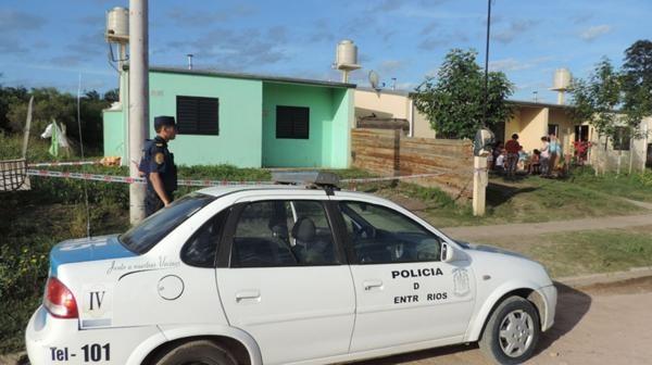 Cuádruple homicidio: la reconstrucción del hecho que conmociona a Entre Ríos
