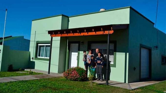Procrear: Hay 916 familias entrerrianas inscriptas en la segunda convocatoria