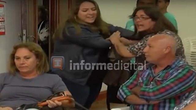 Edil de Cambiemos le pidió la renuncia al vice de Victoria y fue agredida