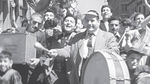 La marcha, el escudo y el bombo: una historia de los símbolos peronistas