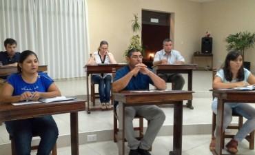 Concejo Deliberante : Dos Temas y buenas noches