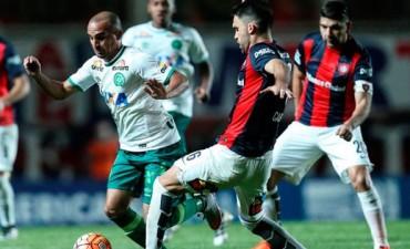 Copa Sudamericana: San Lorenzo igualó ante Chapecoense en la primera Semifinal