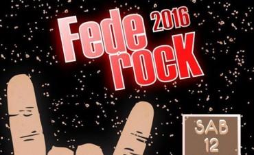 Se prepara una nueva edición del FedeRock 2016