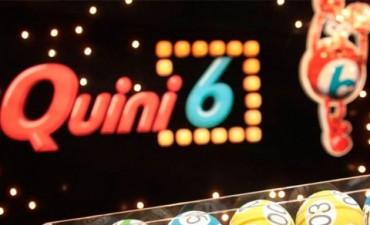 Dos ganadores en el Quini 6, pero el pozo multimillonario sigue vacante