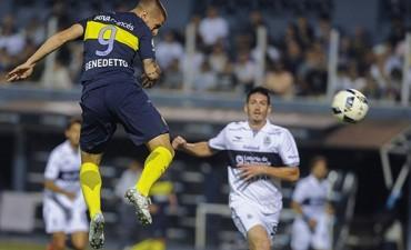 Boca se recuperó, rompió la racha de visitante y goleó a Gimnasia en La Plata