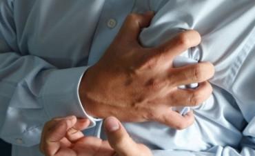 Síntomas del infarto: ¿Qué debemos hacer?