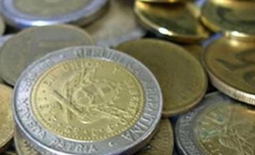 Confirman que las monedas de 5 y 10 pesos estarán en la calle en 2017