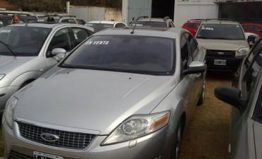 Entre Ríos está entre las provincias donde más cayó la venta de autos usados