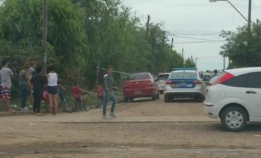 En una zona de monte detuvieron al feminicida de Rosario del Tala