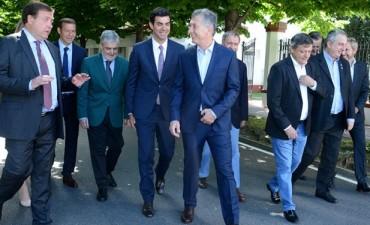 Gobernadores expresaron su respaldo al proyecto de ley de reforma política