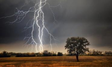 Alerta por tormentas fuertes que abarca el sur y centro de Entre Ríos