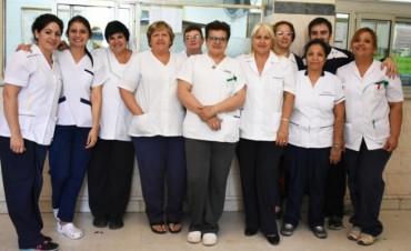 Enfermería: un trabajo que está entre el esfuerzo y el sacrificio
