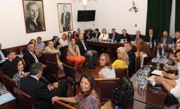 Se cayó la Reforma Electoral: El bloque del PJ-FPV no acompaña el proyecto