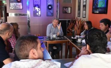 Galimberti quiere recuperar el rol de alternancia de la UCR