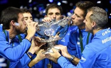 Fin del karma: Argentina dio vuelta la serie y ganó por primera vez la Davis tras 95 años