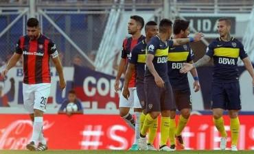 Boca aguantó y se llevó un valioso triunfo ante San Lorenzo