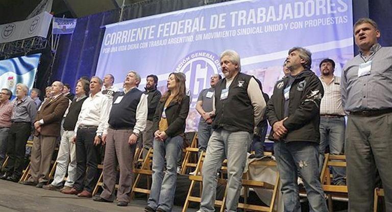 Grieta en CGT por la reforma laboral: díscolos del triunvirato alientan masivas protestas