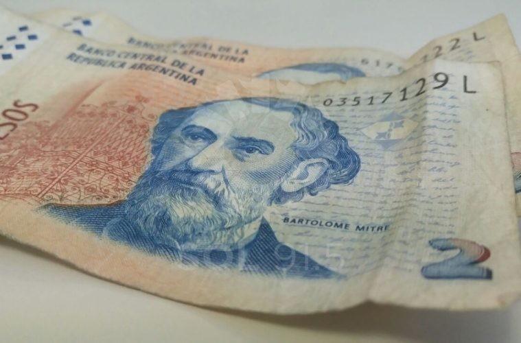 El valor del billete de 2 pesos, camino a la extinción
