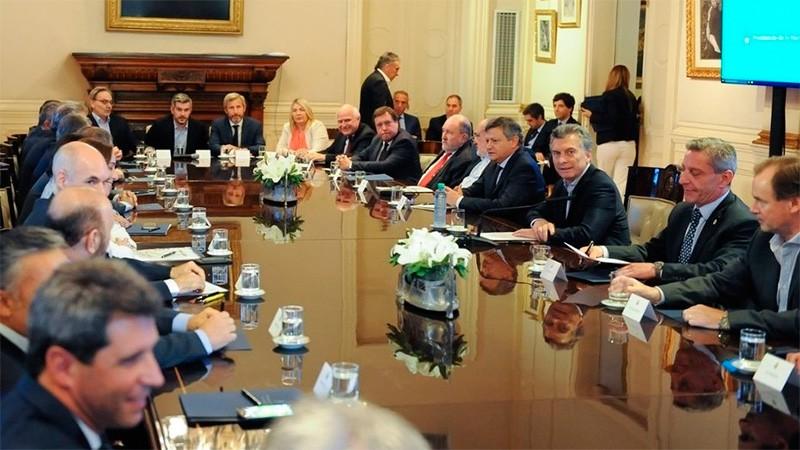 Acuerdo con gobernadores: Los puntos centrales y lo que quedó pendiente