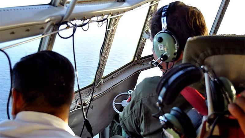 Revelan que avión detectó un objeto en la zona de búsqueda del Ara San Juan