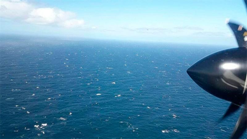 Nuevo parte: siguen sin localizar al submarino ARA San Juan