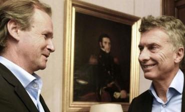 Bordet viajará con Macri a un encuentro en EEUU.