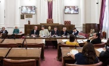 Nuevas audiencias públicas para escuchar a los postulantes a ocupar cargos judiciales.