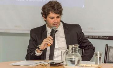 Álvaro Gabás, nuevo secretario de la Producción de Entre Ríos
