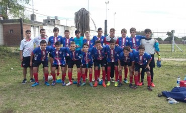 La Sub 15 del Club Social y Deportivo Talleres entre los tres mejores equipos de la provincia de Entre Ríos