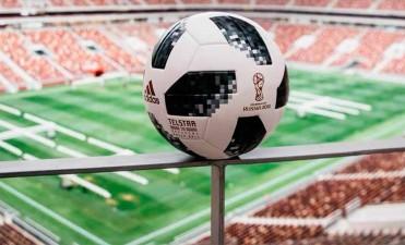 Presentaron la pelota que se utilizará en el mundial de Rusia