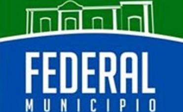 El próximo lunes 13 día no laborable para el municipio de Federal.