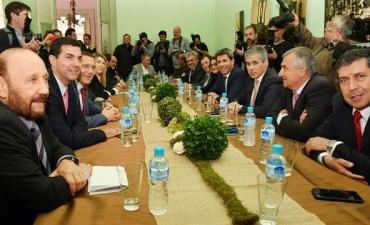 Gobernadores sorprendidos por el monto comprometido para Vidal