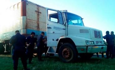 Piratas del asfalto atacaron otro camión y robaron 100.000 pesos.