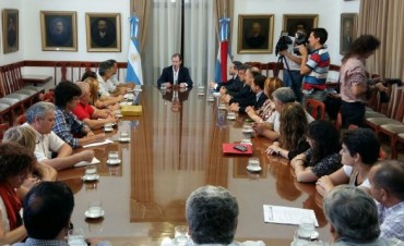 El gobernador anunció que no habrá bono para estatales entrerrianos