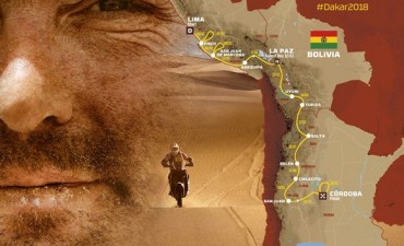 Se presentó la 40° edición del Dakar y se conoció el recorrido de la competencia