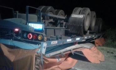 Otra fatalidad en una ruta de Entre Ríos.